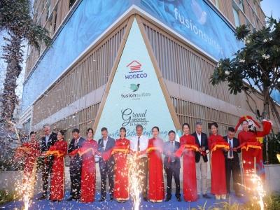 Khách sạn Fusion Suites Vũng Tàu khai trương và công nhận đạt chuẩn 4 sao ngày 16/07/2020