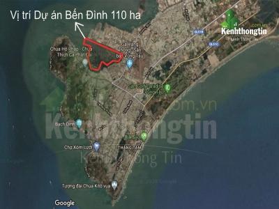 Vingroup dự định đầu tư dự án Vinhomes Bến Đình quy mô 110 ha tại Thành Phố Vũng Tàu